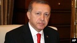 Shugaban Turkiya Recep Tayyip Erdogan,