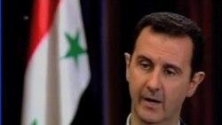 اسد گفت نگران قطعنامه پیشنهادی غرب نیست