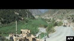 Yaraqlılar Əfqanistanın cənubunda yerləşən ən boyük ABŞ hərbi bazasına hücum ediblər