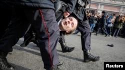 Протесты в Москве. 26 марта 2017г.