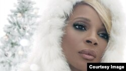 "Mary J. Blige, ""A Mary Christmas"""