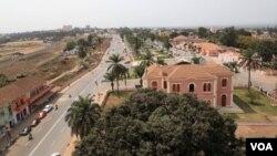 Malanje, Angola