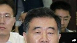 主張改革首先從執政黨頭上開刀的廣東省委書記汪洋(資料照片)