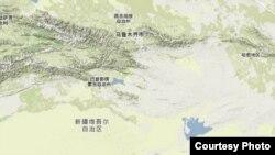 新疆巴音郭愣自治州