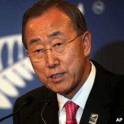 Babban Magatakardan Majalisar Dinkin Duniya Ban Ki-moon