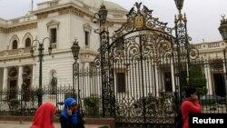 قاہرہ میں پارلیمان کی عمارت