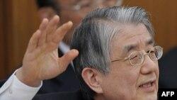 Giới chức đứng đầu về an toàn nguyên tử của Nhật Haruki Madarame