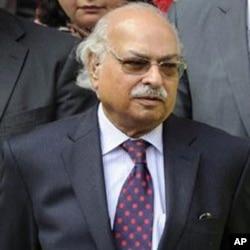 برطانیہ میں پاکستانی ہائی کمشنر واجد شمس الحسن