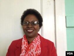 UNkosikazi Nesisa Mpofu, isikhulumeli sekhansili yakoBulawayo.