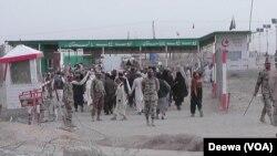 پاک افغان سرحدی راستوں کے ذریعے آمد و رفت بحال