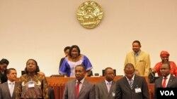 Governo moçambicano anuncia Plano Económico e Social e Orçamento para 2018