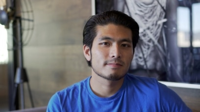 Jirayuth Latthivongskorn is a DACA recipient and a co-founder of Pre-Health Dreamers