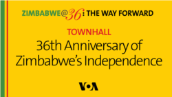 Upcoming Town Hall On Zimbabwe's 36th Independence Anniversary