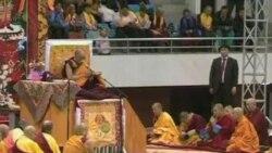 中国抗议蒙古允许达赖喇嘛访问