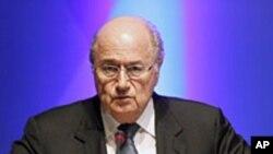Umukuru w'ishirahamwe mpuzamakungu ry'umupira w'amaguru, FIFA, Sepp Blatter