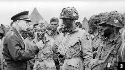 გენერალი დუაიტ ეიზენჰაუერი, მეორე მსოფლიო ომი, 1944 წელი
