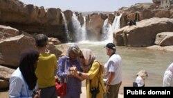 ورود گردشگران خارجی به ایران افزایش یافته است
