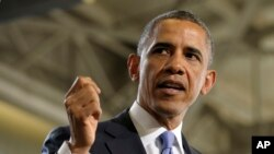 Barack Obama a présenté un budget qui n'est pas idéal, selon lui, mais nécessaire