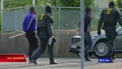 Đức bắt 2 người Việt trong đường dây buôn người
