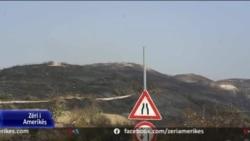 Zjarret në Gjirokastër shkaktojnë dëme të mëdha