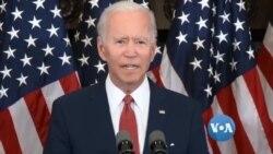 အေမရိကန္ စီးပြားေရးျပန္လည္ဦးေမာ့လာေရး Joe Biden ရဲ႕ အစီအစဥ္မ်ား