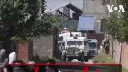 درگیری و مرگ در منطقه پرتنش کشمیر