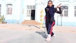 کرکت دختران در هرات