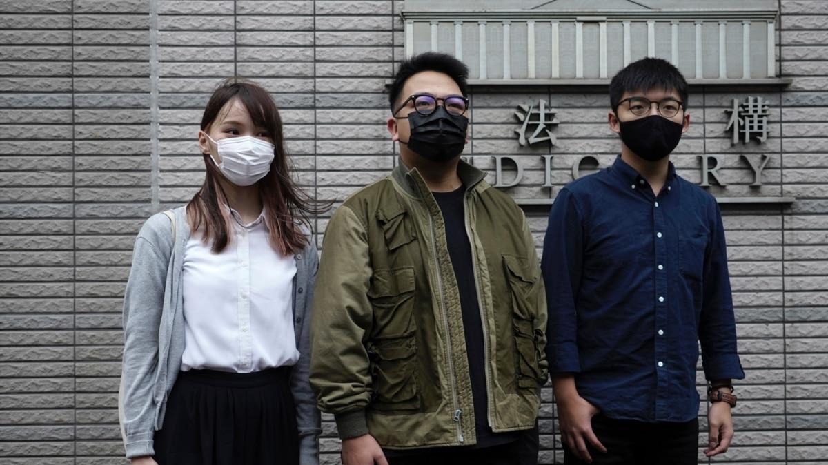 3 Aktivis Prodemokrasi Terkemuka Hong Kong Ditahan