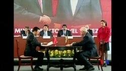 2014-07-22 美國之音視頻新聞: 中國和委內瑞拉建立戰略伙伴關係