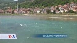 GORAŽDE: Smeće ugrožava rijeku Drinu