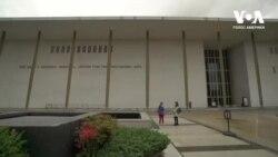 Як у провідному мистецькому центрі столиці США проводять концерти в умовах карантину. Відео