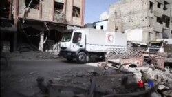 古鐵雷斯敦促敘利亞各方落實停火 (粵語)