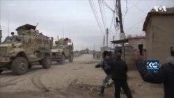 Военнослужащие США обстреляны в Сирии