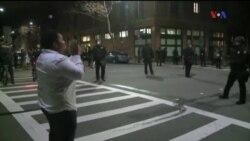 Amerikada polis zorakılığına qarşı etirazlar