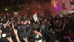 多倫多人慶祝猛龍隊奪取NBA總冠軍 (粵語)