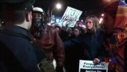 小夏看美国:纽约警察如此抗议市长