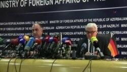 Frank-Valter Ştaynmayer: Ümid edirik ki, Azərbaycan Avropa dəyərlərini inkişaf etdirəcək