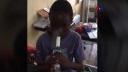 Malaria medidor de aliento