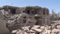 مقر حامیان ریئس جمهوری سابق یمن هدف حمله قرار گرفت