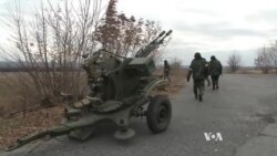 Ukraine Readies for Possible Russian-backed Attack