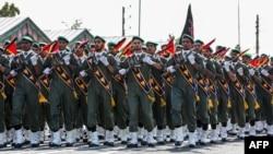 Forcat e Gardës Islamike Revolucionare të Iranit (IRGC)