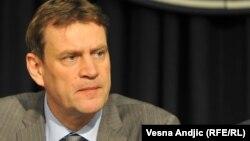 Džejms Ruf, šef misije MMF-a za Srbiju