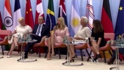 White House Defends First Daughter Sitting in for President at G-20