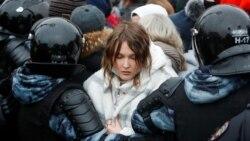 Moskva: Protest za oslobađanje Navalnog