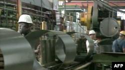 Lĩnh vực sản xuất là một điểm sáng trong nền kinh tế đang gặp khó khăn của Hoa Kỳ.