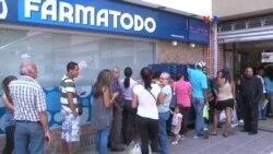 Aumenta la escasez de medicinas en Venezuela