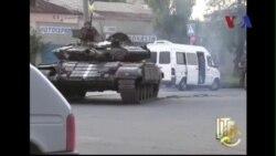 Quân đội Ukraine chiếm lại lãnh thổ