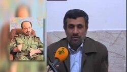 یک نظامی دیگر به کابینه احمدی نژاد می پیوندد
