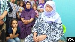 Dayikên şofêrên Kurd
