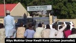 Kano School Of Hygiene Bomb Blast